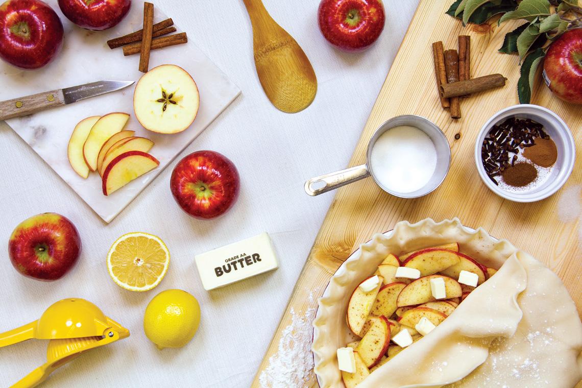 Easy Apple Pie - Starr Ranch Growers